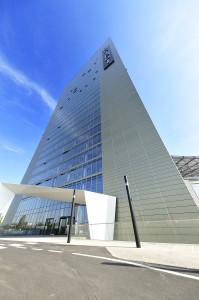 La Torre UNIFIMM aspira a essere un edificio di importante rilevanza nella skyline di Bologna e si propone anche come un esempio di sostenibilità ambientale unico nel panorama delle costruzioni italiane