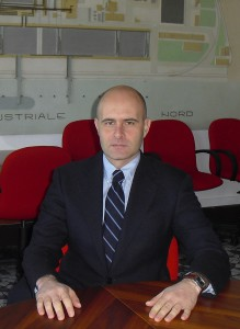 Ingegner Alessandro Michetti - General Manager Architectural Glass Pilkington Italia