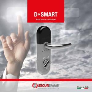 Innovativo sistema si automazione D-Smart