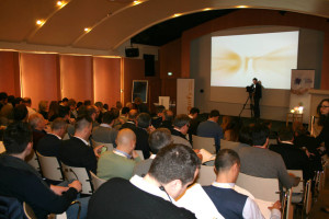 "Il meeting ""Somfy 2.0 – Il nostro futuro quotidiano"""