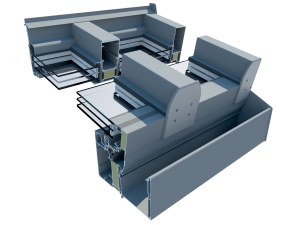 """Il sistema di profili """"Serie Veranda"""" di TS Aluminium è il risultato di un lavoro di sviluppo pluriennale ed è tecnicamente maturato e comprovato in molti dettagli."""