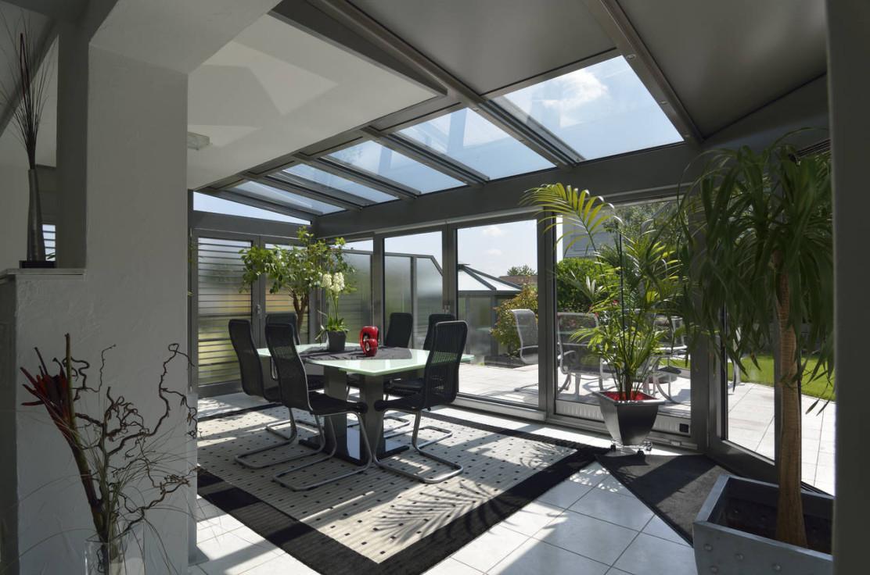 Giardino Dinverno In Casa : Ts aluminium giardini d inverno