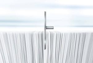 La maniglia elettronica MATRIX AIR combina le esigenze del controllo accessi con quelle dell'interior design. Produzione Dorma