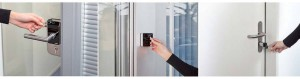 """La nuova """"chiave smart"""" con chip RFID integrato di Kaba"""