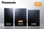 Panasonic HIT® N330: modulo fotovoltaico a elevata potenza