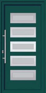 Innovativa gamma di porte d'ingresso BABy I'M HOME! SECURO. Produzione QFORT