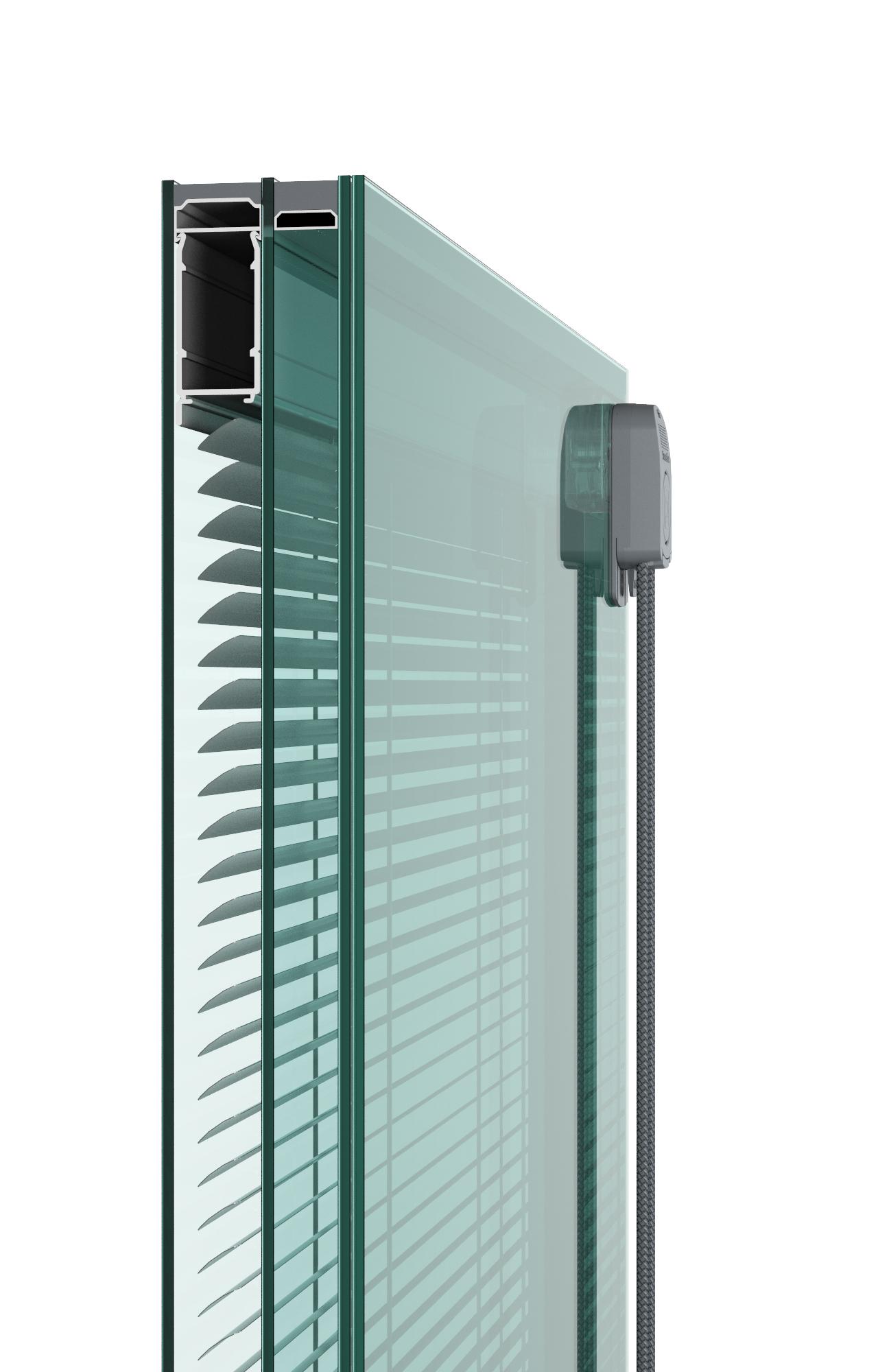 Pellini nuove applicazioni per tende in vetrocamera il - Sunbell veneziane interno vetro ...