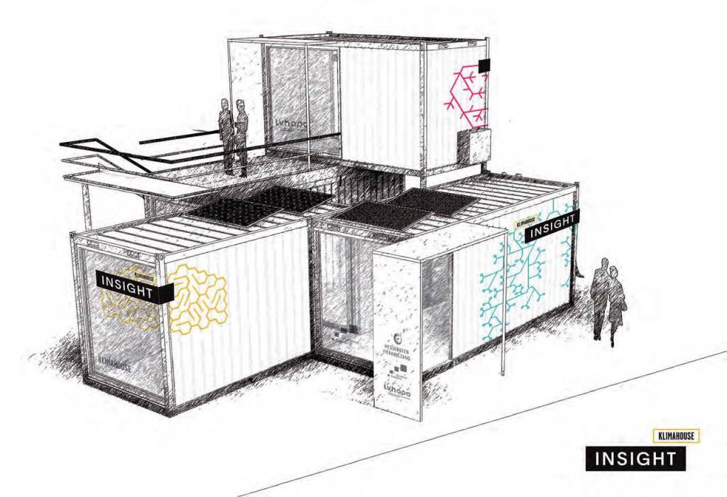 INSIGHT, la casa del futuro tecnologica e innovativa, protagonista dell'11ª edizione di Klimahouse