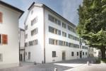 Pavanello per la ristrutturazione di un palazzo a Sion, Svizzera