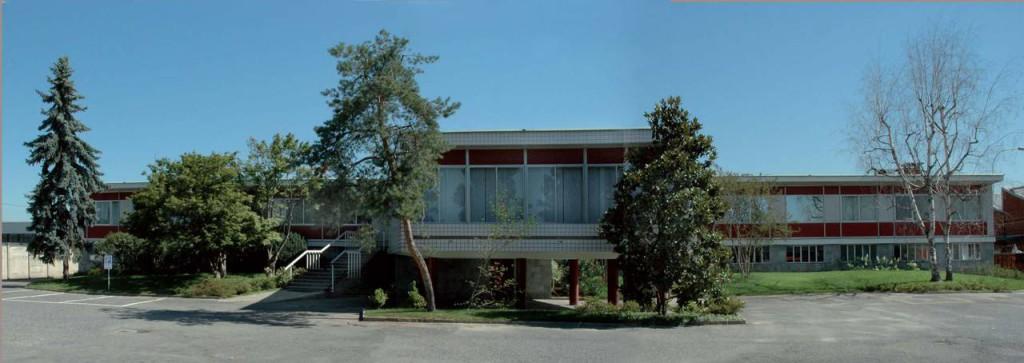 La sede dell'azienda Pettiti Giuseppe SpA a Torino
