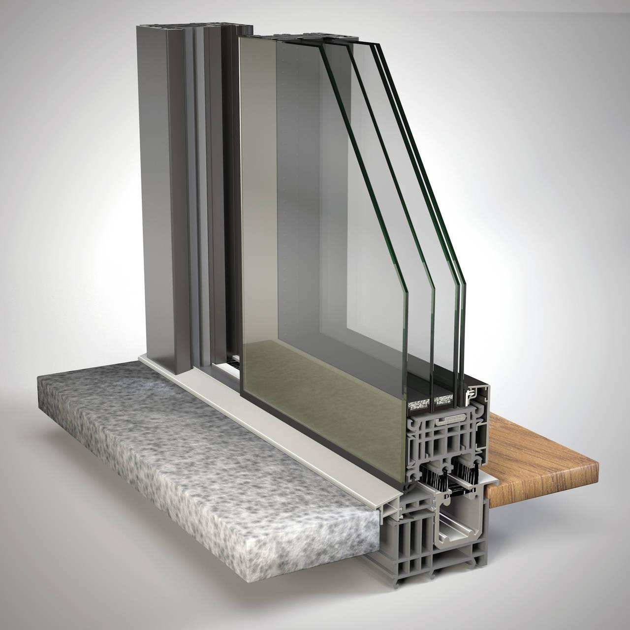 fin project cristal di finstral design e alta trasparenza