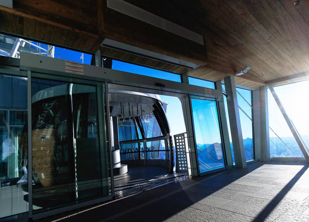 La nuova funivia SkyWay – Monte Bianco