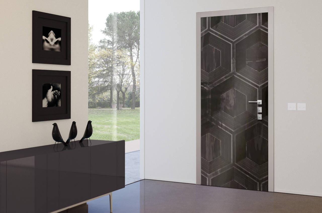 gardesa ha presentato venice alla milano design week - Porte In Legno Di Design Di Alta Sicurezza