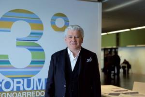 Adolfo Boazzo, presidente del Gruppo Porte d'Ingresso