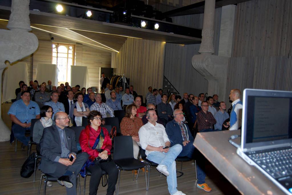 Barcellona meeting Fichet