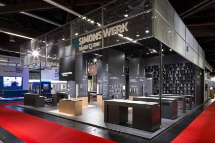 Fensterbau Frontale 2016: le novità presentate da Simonswerk