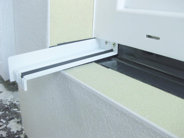 Edinet presenta ews window system - Coibentazione davanzali finestre ...