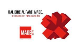 logo madeexpo 2017