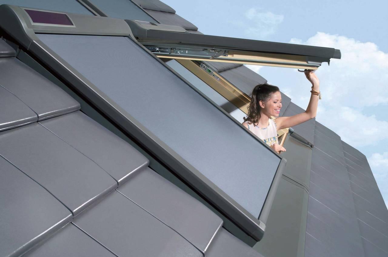 Finestra Sul Tetto Nome finestra per tetti a doppia apertura fpp-v preselect