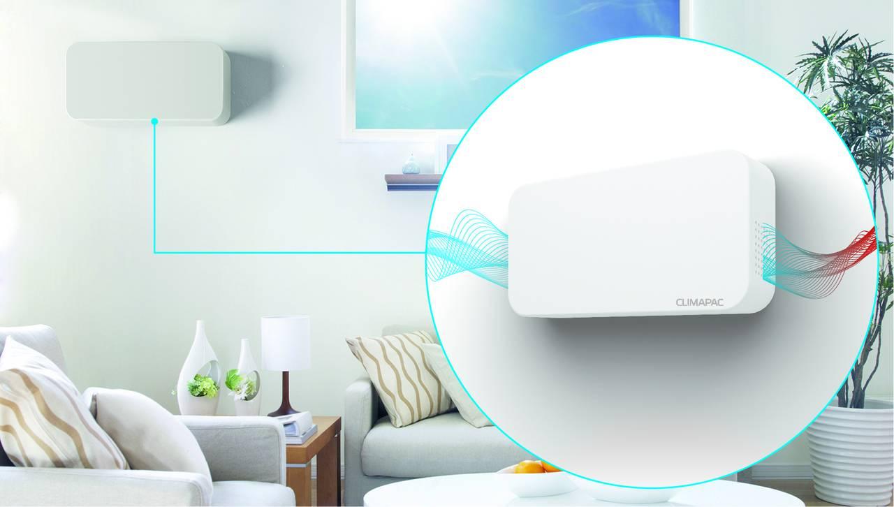 Sistemi di ventilazione climapac salute e benessere per - Sistemi per riscaldare casa ...