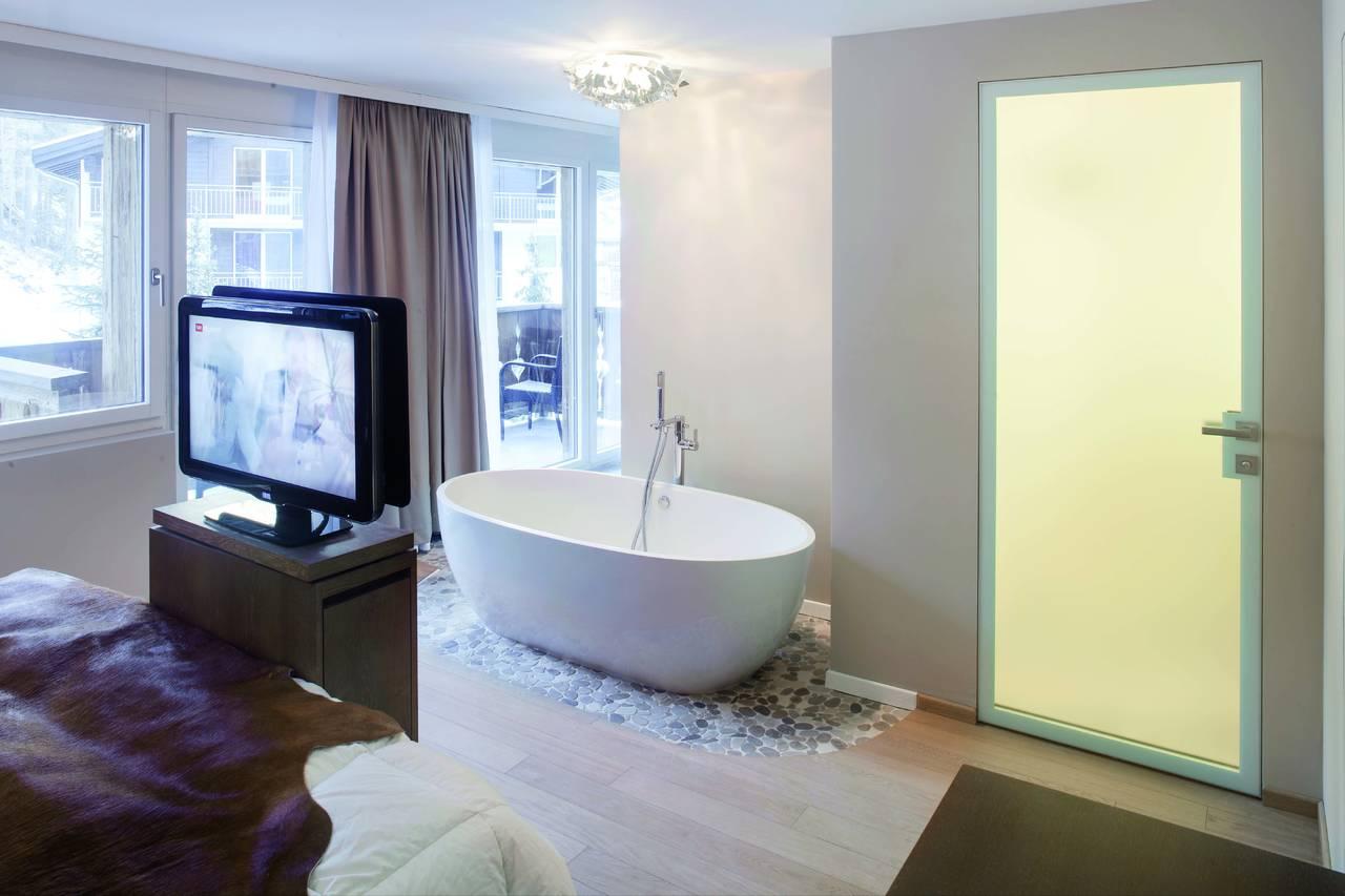 Eclisse per il matthiol boutique hotel 4* a zermatt svizzera il