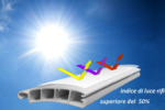 Chiusure oscuranti in PVC, efficienza e risparmio energetico