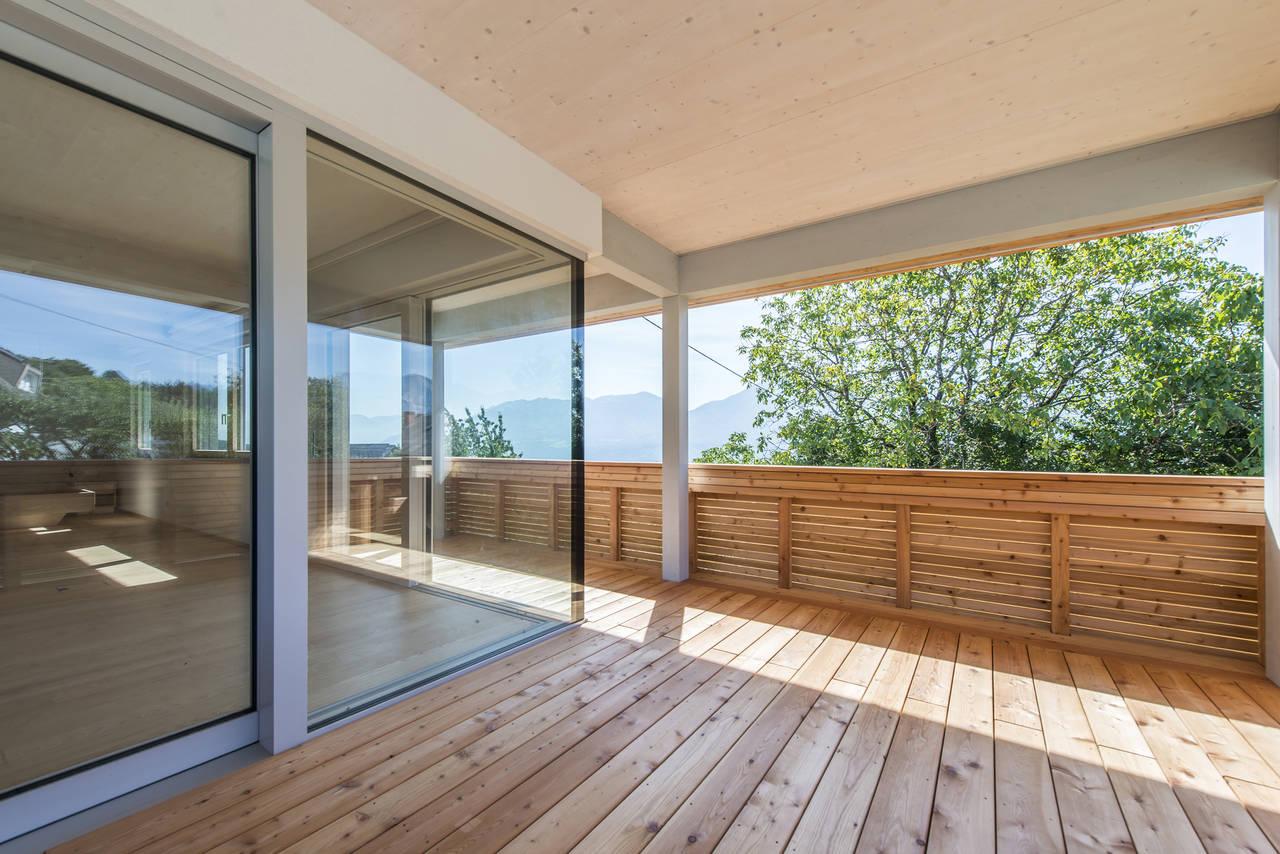 Internorm presenta la finestra kf 200 elevati standard di serie - Costruire una finestra in alluminio ...