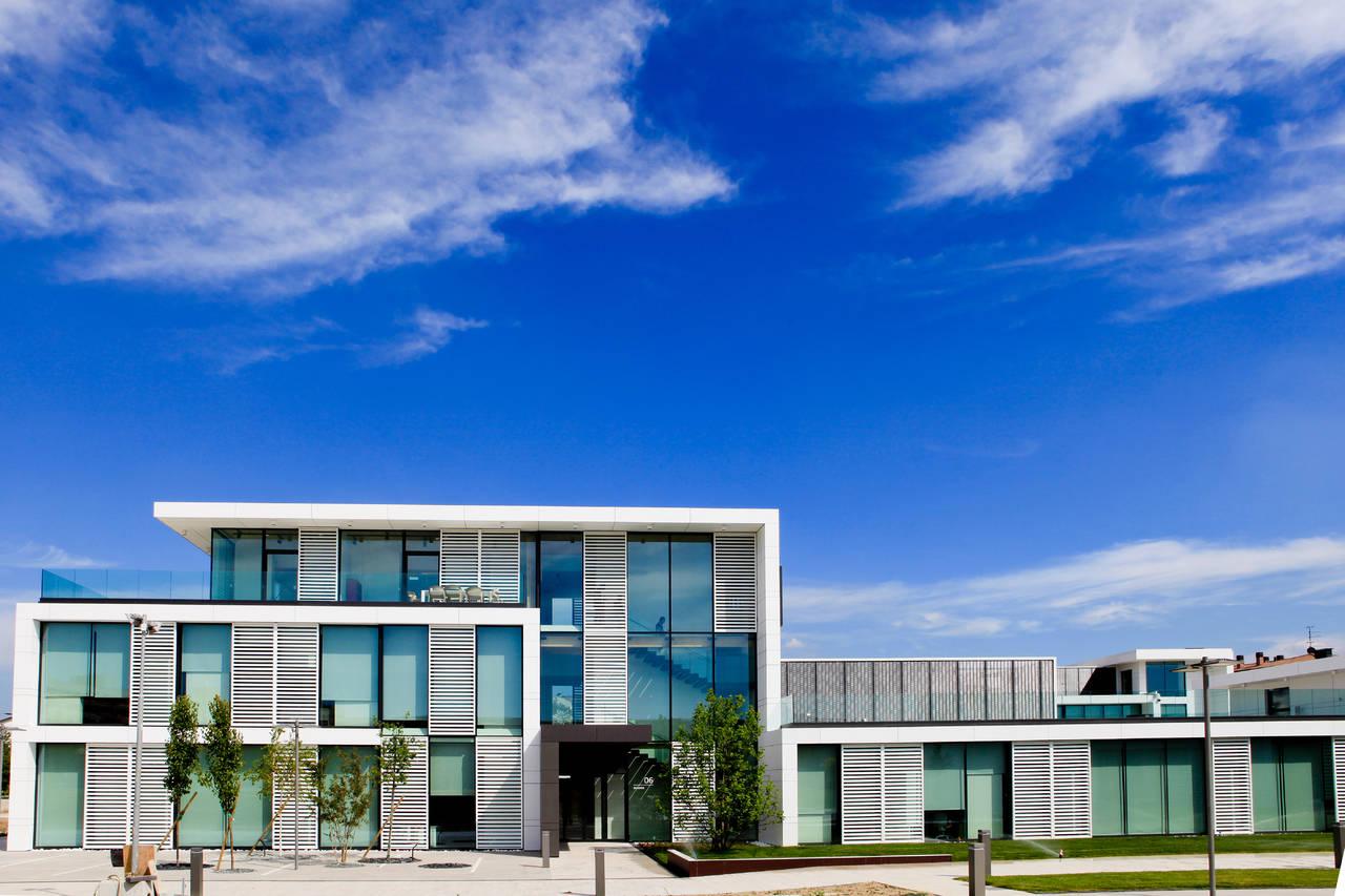 Nuovo centro direzionale di Parma Atrium
