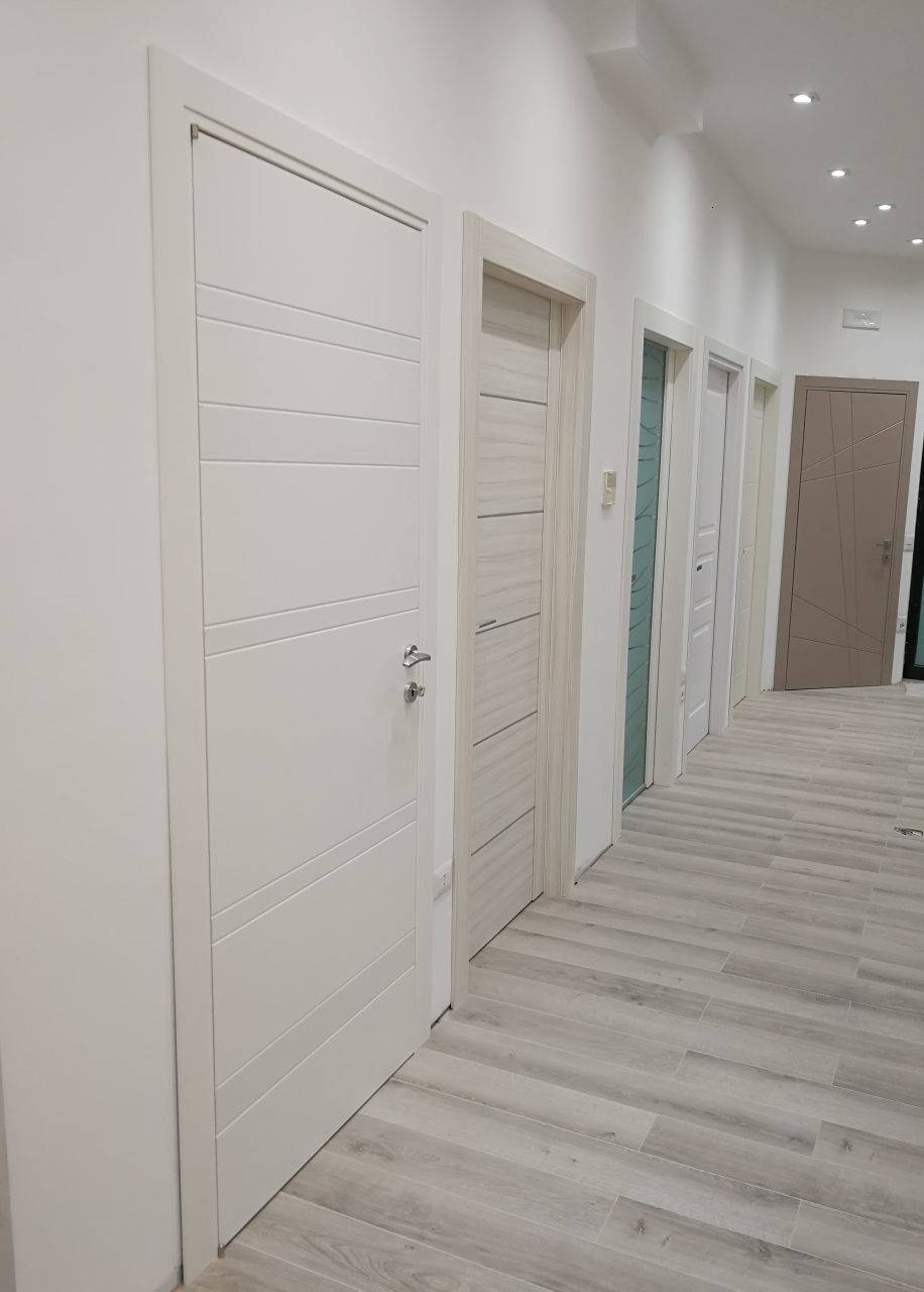 Un nuovo showroom nusco in provincia di napoli - Nusco porte nola ...