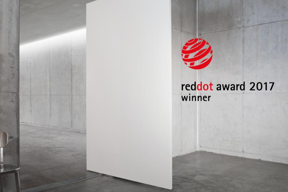 Fritsjurgens®, si aggiudica il Red Dot Design Award
