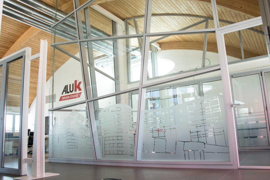 Design e funzionalità per il secondo Design Studio di AluK