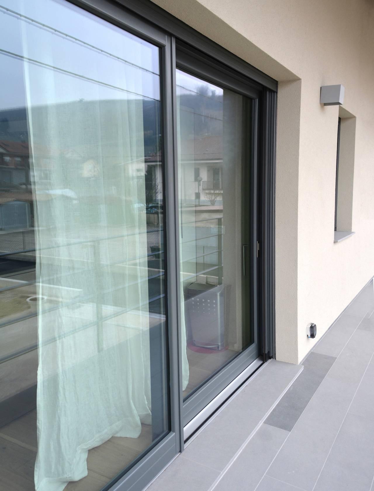 Oceano 2 0 le finestre navello ancora pi isolanti - Costruire una finestra in alluminio ...