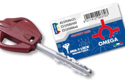Mul-T-Lock OMEGA®: una sicurezza rivoluzionaria