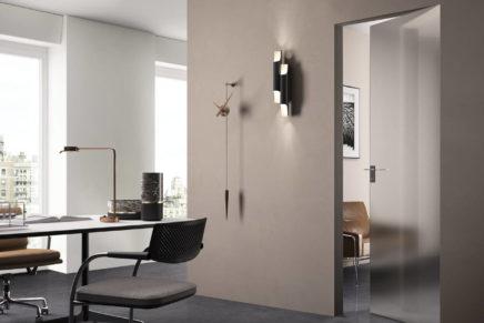 FerreroLegno Cristal Basic Zero: porte in cristallo senza profilo