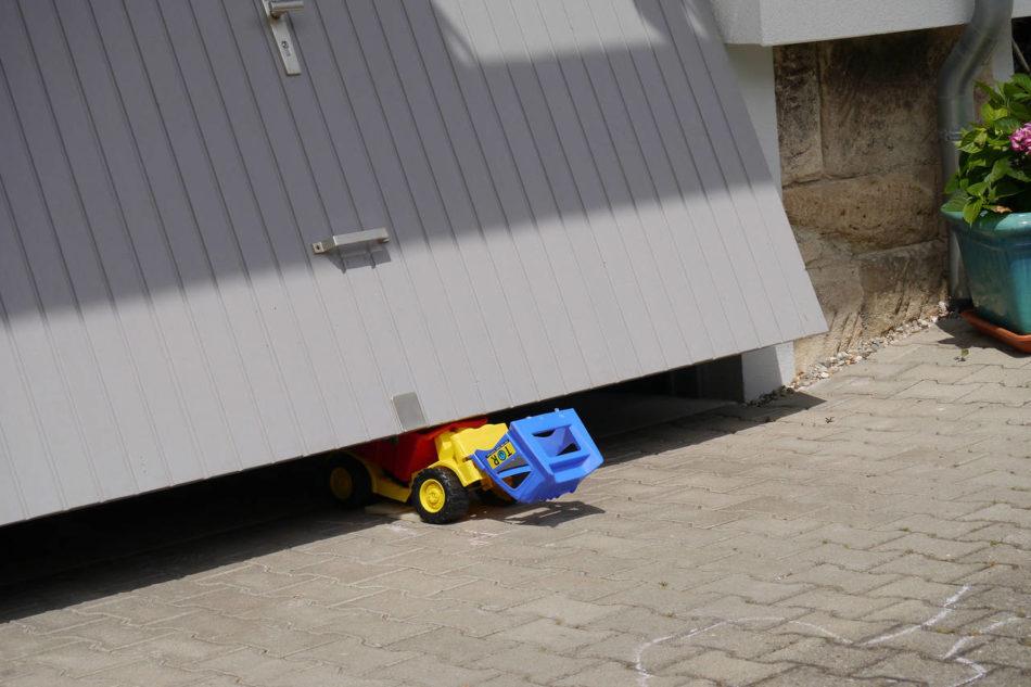 La sicurezza nelle porte da garage è fondamentale per Hörmann