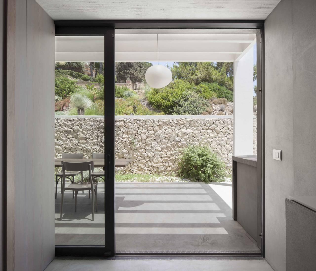 Sch co per una villa in sicilia progetto by studio iraci for Piccoli piani di progettazione in studio