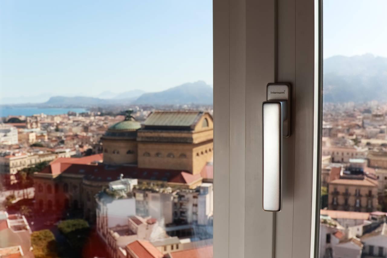 serramenti internorm: qualità tecnica ed estetica ad alta quota