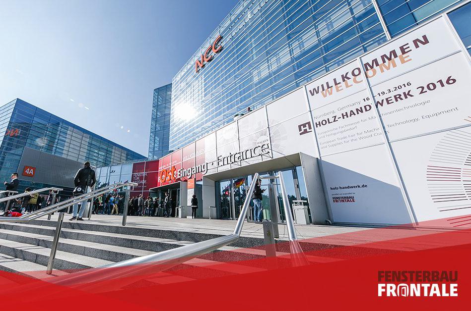 FENSTERBAU FRONTALE 2018: salone internazionale per serramenti e facciate
