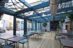 BT Group e BT Glass per il Dehor tresparente di un ristorante di Monza