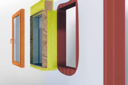 RoverBlok: una soluzione per la riqualificazione energetica del foro finestra