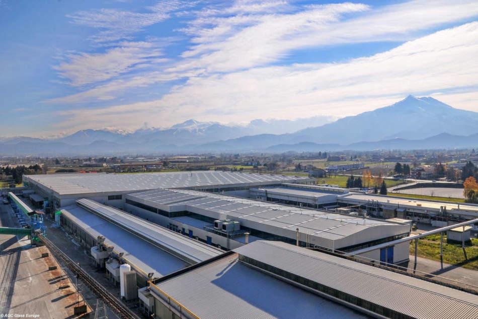 AGC Flat Italia: trasparenze tecnologiche all'avanguardia