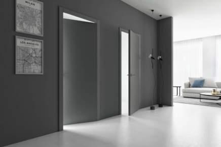 Movi Interior Design presenta Linea: una porta raffinata ed elegante