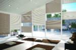 Tende plissè Mottura: versatilità tecnologica per decorare la finestra