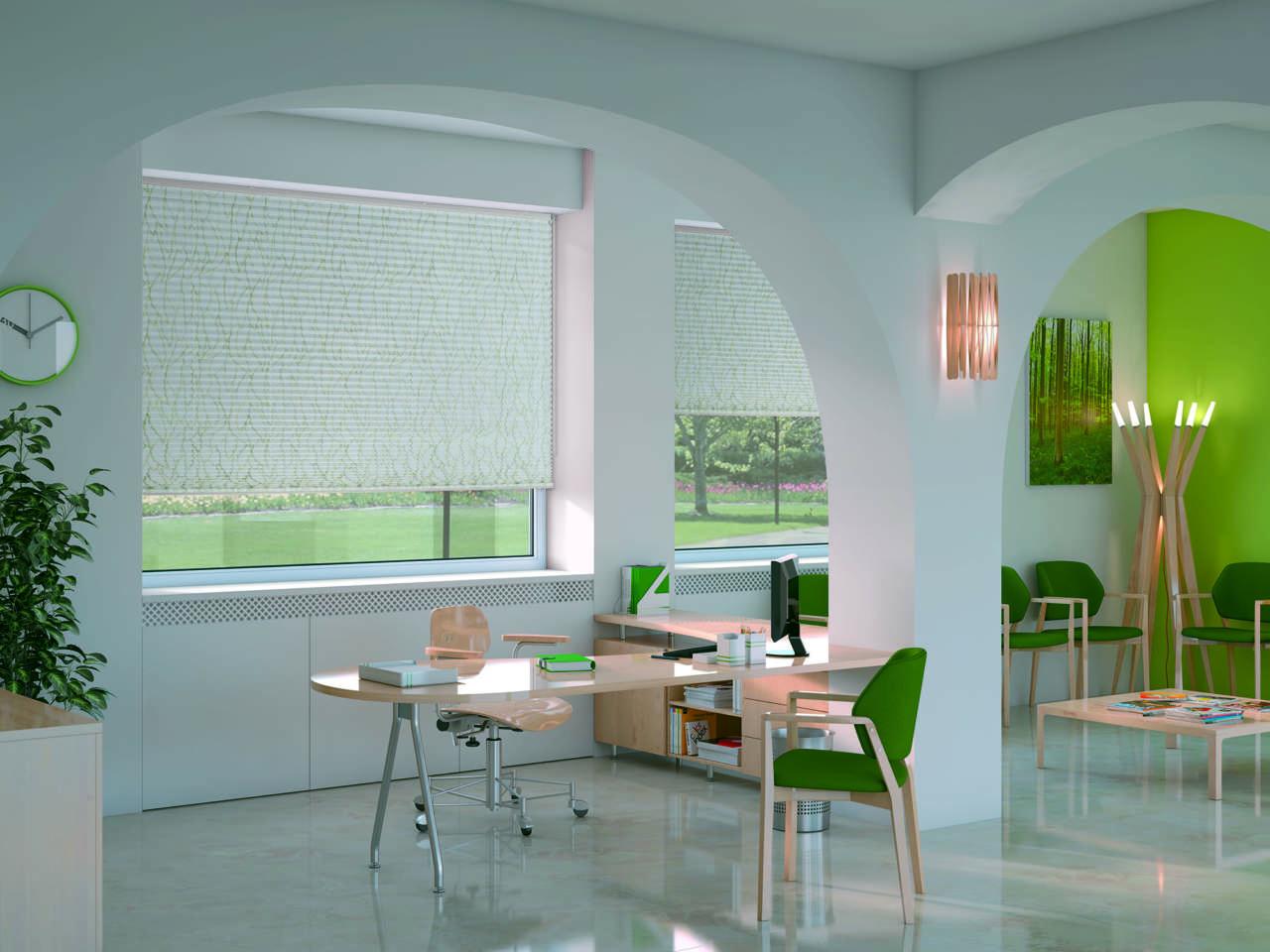 Tende Per Finestra Grande : Tende plissè mottura: versatilità tecnologica per decorare la finestra