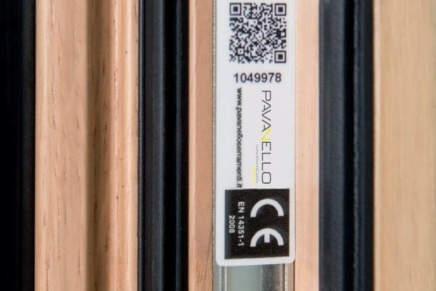 Pavanello: un QR Code per finestre allunga la vita dei serramenti