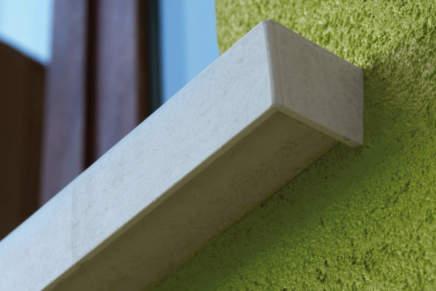 Foro finestra: due soluzioni di gres porcellanato per una scelta elegante
