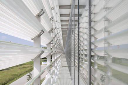 Architectural glass visualiser: con AGC Glass, in anteprima il progetto finale