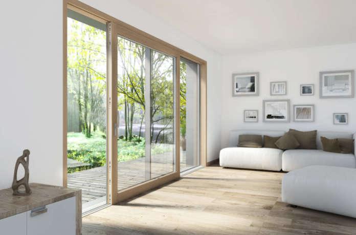 Serramenti legno-alluminio