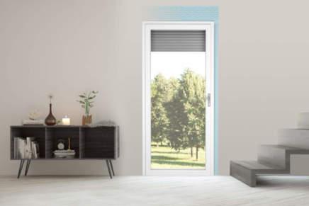 Monoblocco finestra Clima Concept: l'installazione è semplice e veloce