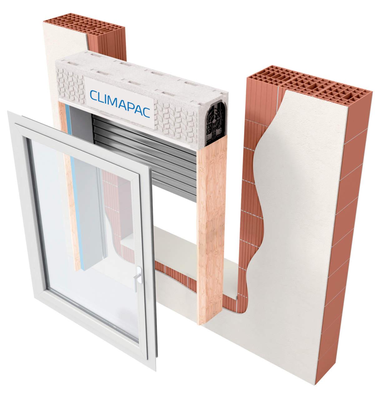 Monoblocco finestra Clima Concept